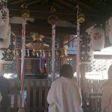初詣は伏見御香宮さんです