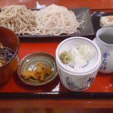お寿司、天ぷらと並ぶ代表的な料理であるお蕎麦