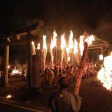 毎年10月22日に行われる京都府京都市左京区鞍馬にある由岐神