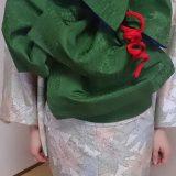 今回のお稽古では「鶴の巣ごもり」「折鶴」の鶴つながりの2パタ