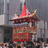 日本三大祭の一-衹園祭-