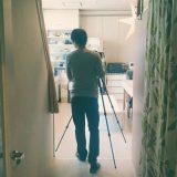 本日はフリーのカメラマンさんに来て頂きうちの写真撮影♪