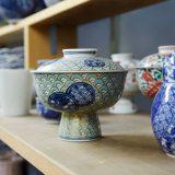 ★Kiyomizu-yaki Danchi Pottery