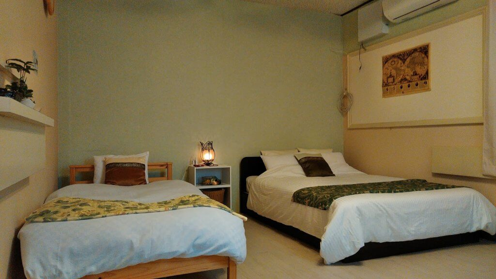 Guest Rooms Kyoto Avocado Village Homestay Share House